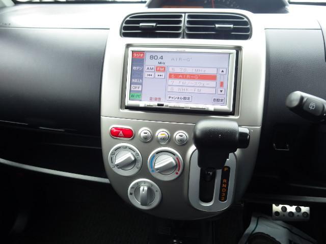 XS 4WD パワースライドドア 社外ナビTV HID(10枚目)