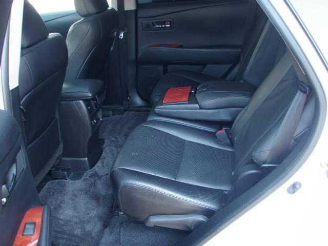 レクサス RX RX450h バージョンL 記録簿12枚 黒革 AIS鑑定車