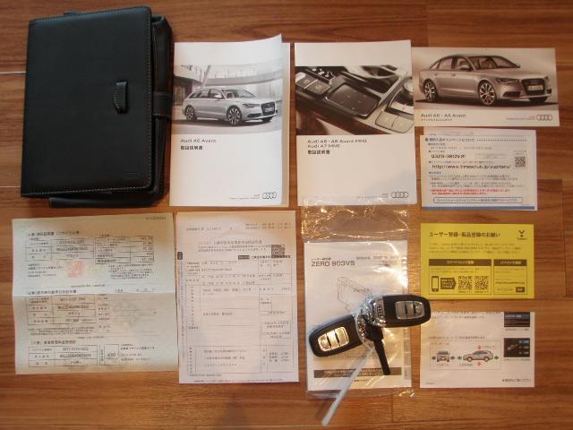 2.8FSIクワトロ 本州 黒革 夏冬タイヤ新品 車検整備付(2枚目)
