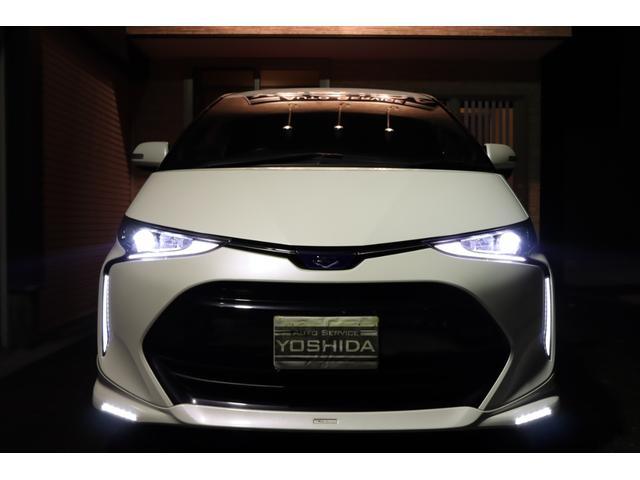 純正Bi-Beam/LEDヘッドライト!明るく・見易く・カッコいいです♪LEDアクセサリーランプ!TRD製LEDエアロセット!オートライト♪オートマチックハイビーム!ホワイトパールクリスタルシャイン!