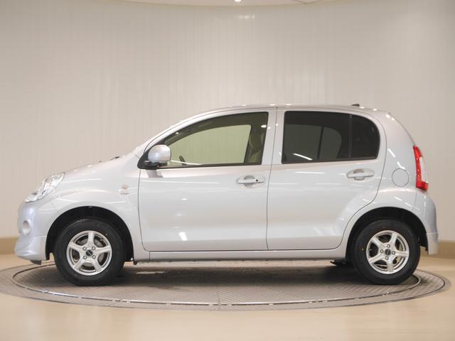 トヨタ パッソ ヨーロピアンパック 4WD