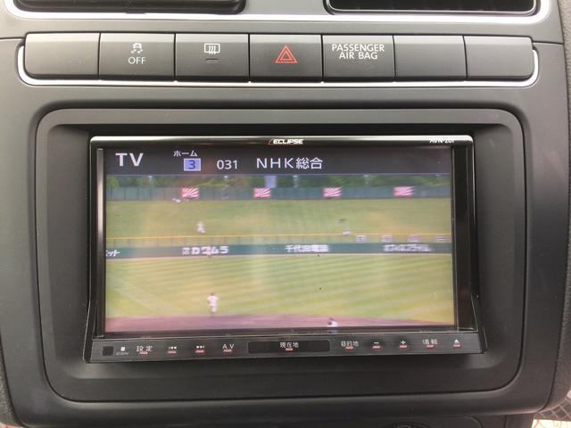 フォルクスワーゲン VW ポロ TSIコンフォートライン NAVI バックカメラ