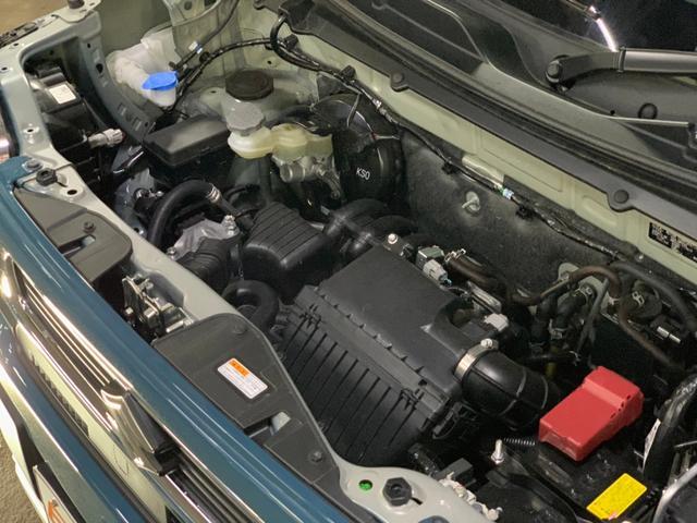ハイブリッドG 4インチリフトアップカスタム マキシスMT-753 ブラボーシリーズ185R14 アルミエクストリームJ(XJ04)(11枚目)