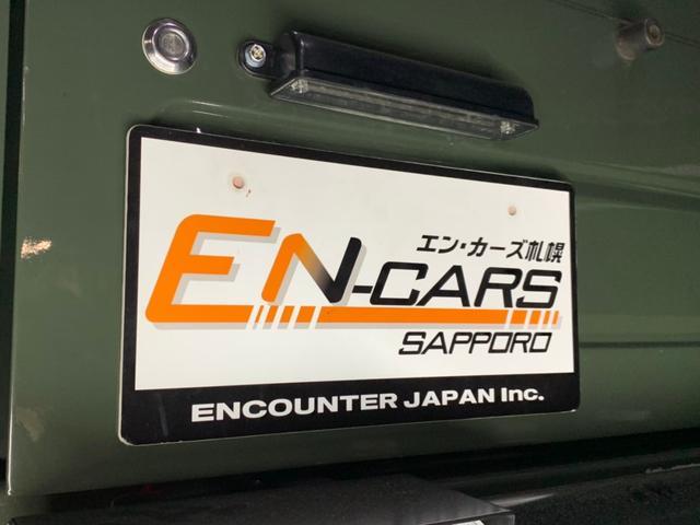 ランドベンチャー 3インチリフトアップ/下回りノックスドール防錆施工/社外前後パイプバンパー/MTタイヤ185・85R16(8枚目)