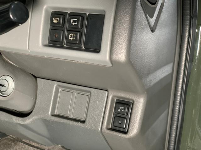 ランドベンチャー 3インチリフトアップ/下回りノックスドール防錆施工/社外前後パイプバンパー/MTタイヤ185・85R16(17枚目)