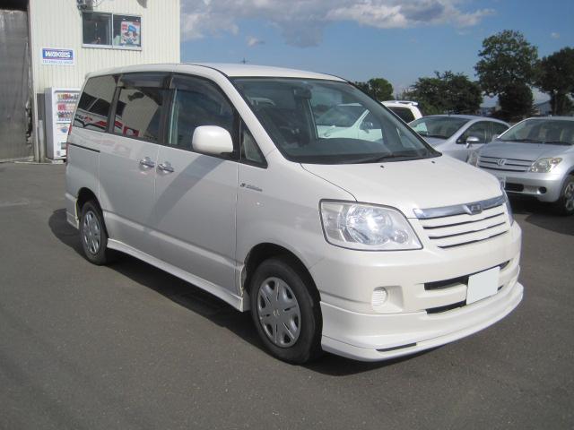 トヨタ ノア X Sエディション 4WD