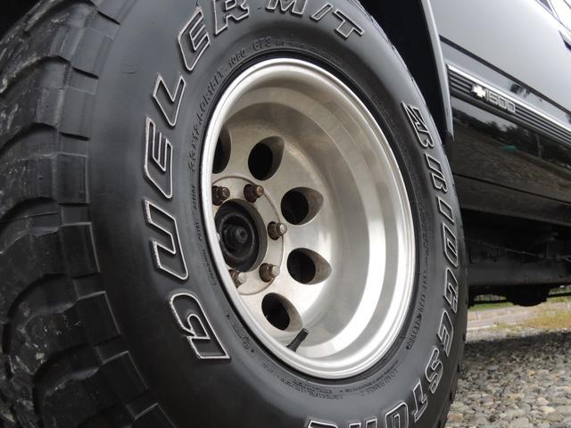 「シボレー」「シボレー サバーバン」「SUV・クロカン」「北海道」の中古車5