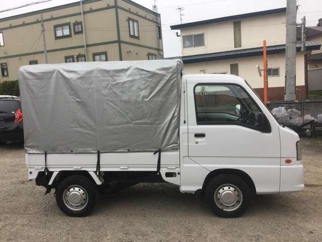 スバル サンバートラック TB 三方開 4WD