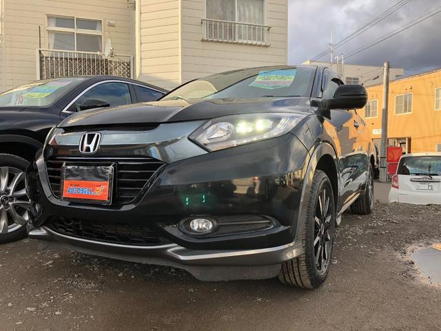 ホンダ ヴェゼル ハイブリッドX4WD