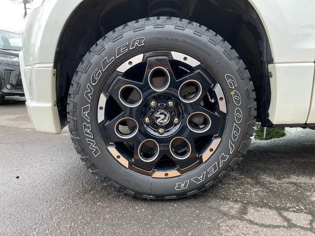 2.7サロモンリミテッド 4WD・サンルーフ・スマートキー・シートヒーター(34枚目)