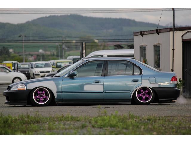 「ホンダ」「シビックフェリオ」「セダン」「北海道」の中古車11