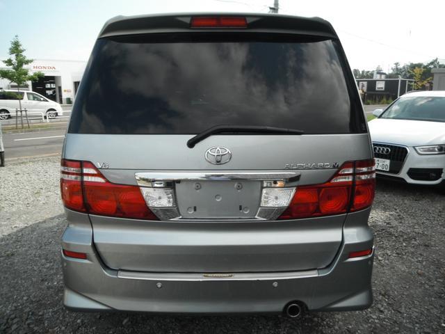 MS・4WD・HDDナビ・サンルーフ・社外20インチAW(6枚目)