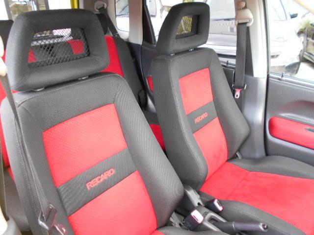 スズキ Keiワークス ベースグレード 4WD 5速マニュアル レカロシート