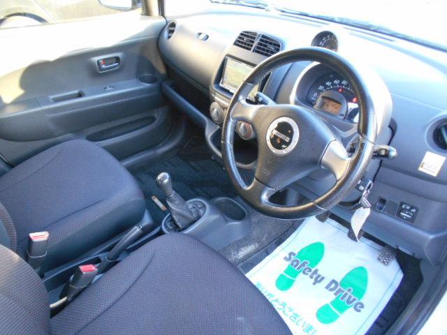 ダイハツ ブーン X4ハイグレードパック 4WD 5MT ターボ HDDナビ