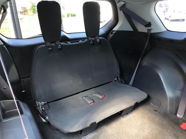ローデスト リミテッドエディション 4WD 特別仕様車 7人乗 黒内装 社外HDDDナビ フルセグTV HIDヘッドランプ ETC  キーレスキー(14枚目)