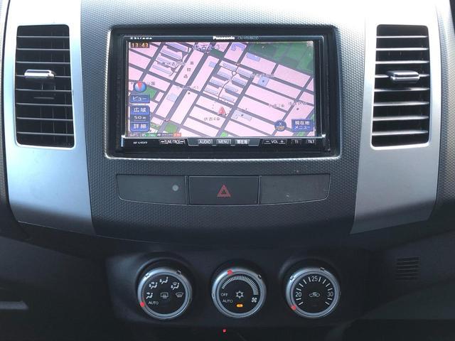 ローデスト リミテッドエディション 4WD 特別仕様車 7人乗 黒内装 社外HDDDナビ フルセグTV HIDヘッドランプ ETC  キーレスキー(19枚目)