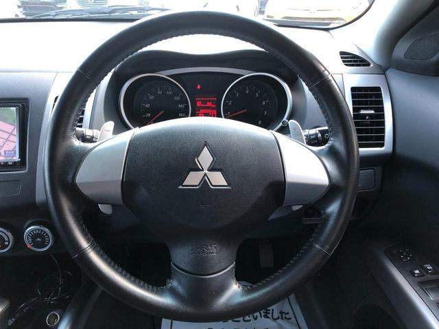 ローデスト リミテッドエディション 4WD 特別仕様車 7人乗 黒内装 社外HDDDナビ フルセグTV HIDヘッドランプ ETC  キーレスキー(23枚目)