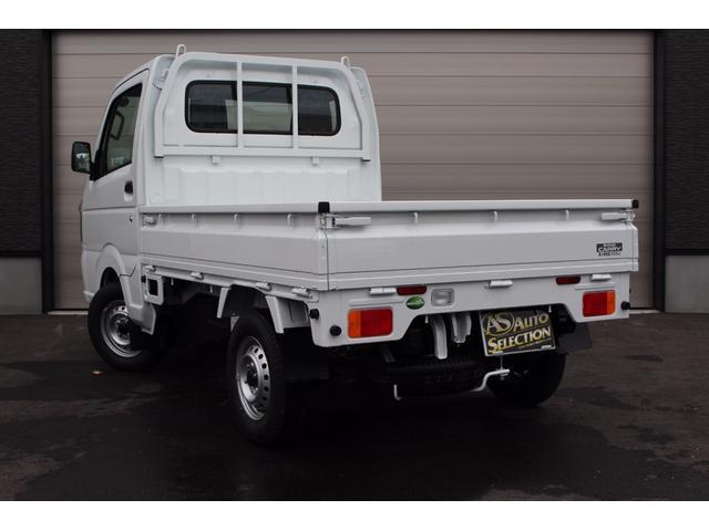 スズキ キャリイトラック KCエアコン・パワステ 4WD 寒冷地仕様 登録済未使用車