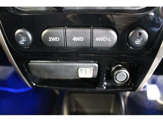 ランドベンチャー 5MT 4WD 純正OPパナソニックナビ シートヒーター ETC(19枚目)