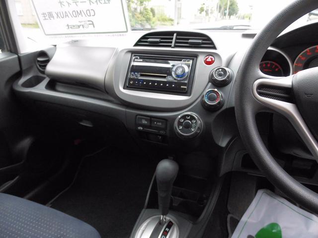 ホンダ フィット G 4WD ミラーヒーター 社外エンジンスターター キーレス