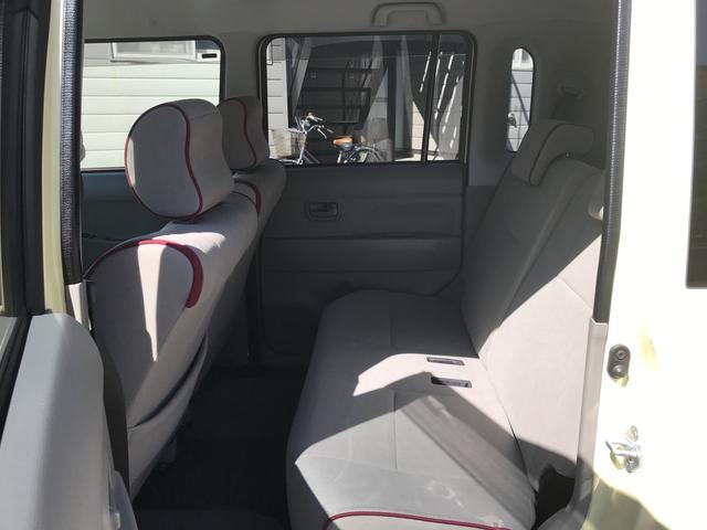 トヨタ ピクシススペース L 4WD キーレス プライバシーガラス ドアバイザー