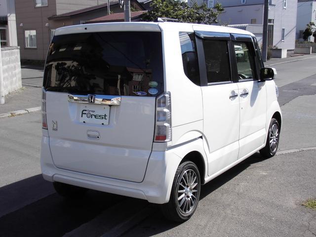 ホンダ N BOX G・Lパッケージ パワースライドドア ワンオーナー車