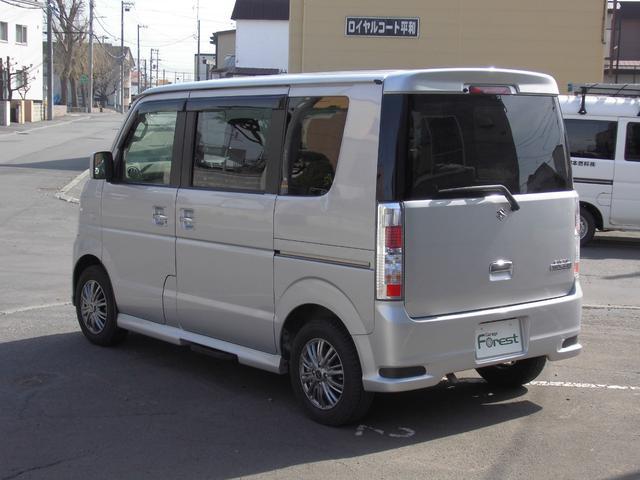 PZターボスペシャル 4WD 純正メモリーナビ テレビ(8枚目)