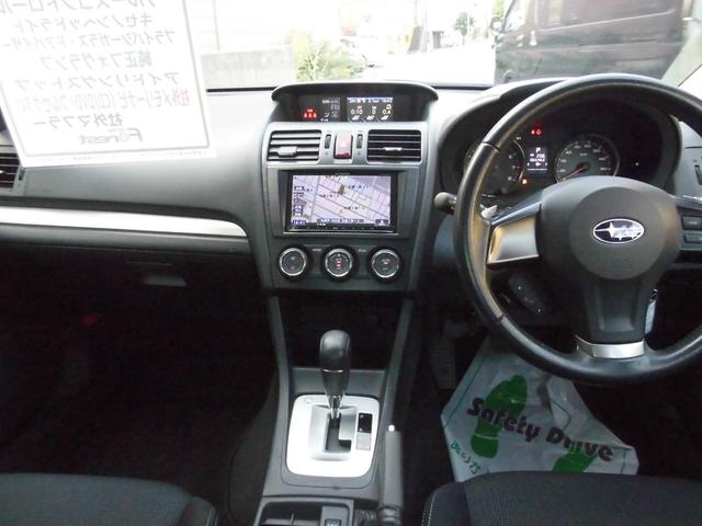2.0i 4WD 社外ナビTV ETC クルーズコントロール(12枚目)