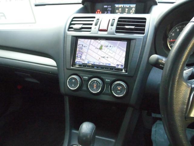 2.0i 4WD 社外ナビTV ETC クルーズコントロール(19枚目)