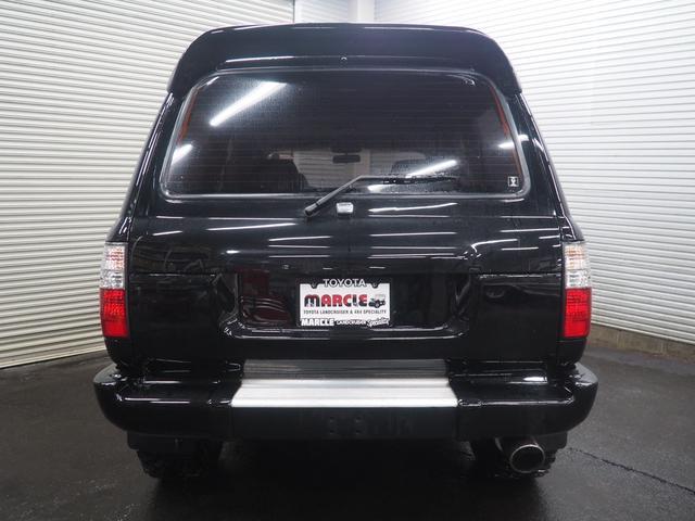 トヨタ ランドクルーザー80 VXリミテッド リフトアップ 前後デフロック 全塗装