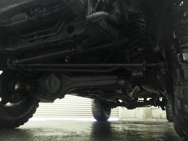 VX-LTD リフトアップ BFGMTタイヤ ウッドパネル(8枚目)