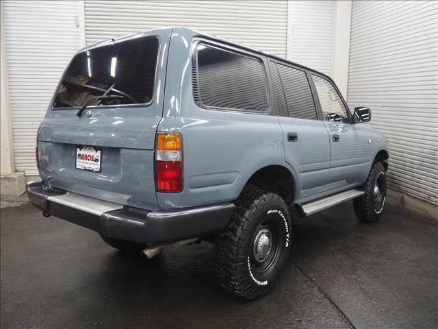 「トヨタ」「ランドクルーザー80」「SUV・クロカン」「北海道」の中古車10