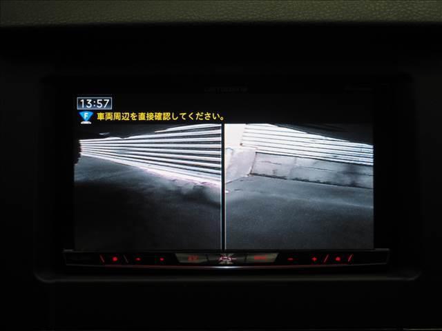 フロントカメラもついているので安全に運転することができます!