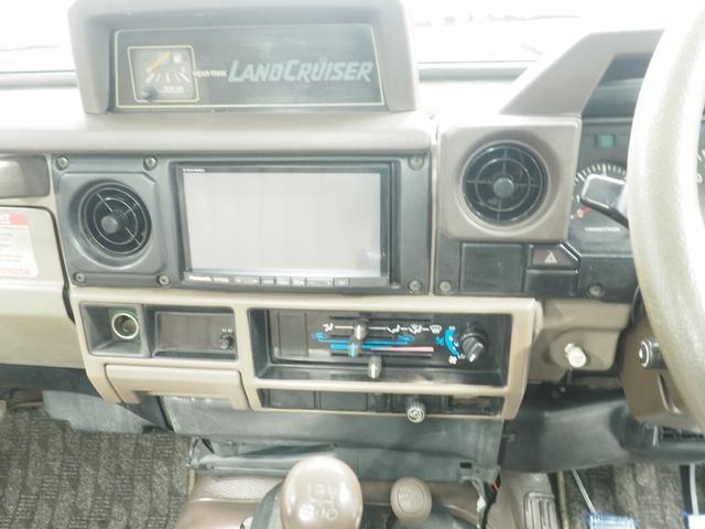 「トヨタ」「ランドクルーザー70」「SUV・クロカン」「北海道」の中古車14