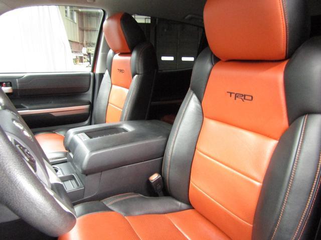 クルーマックス 4WD TRDPRO ラフカントリー6インチUP ハードシェル TRD専用マフラー TRD専用シート グッドリッチMTタイヤ KMC20インチアルミ LEDヘッドライト LEDテールライト サイドステップ 走行証明有(30枚目)