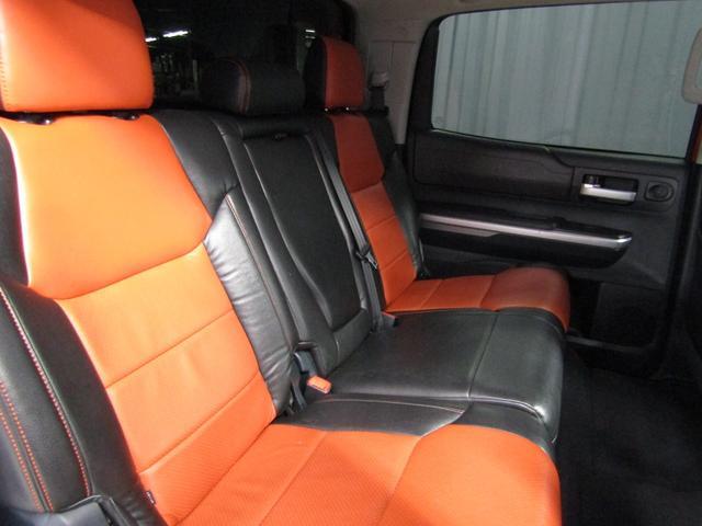 クルーマックス 4WD TRDPRO ラフカントリー6インチUP ハードシェル TRD専用マフラー TRD専用シート グッドリッチMTタイヤ KMC20インチアルミ LEDヘッドライト LEDテールライト サイドステップ 走行証明有(37枚目)