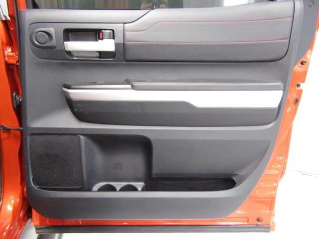 クルーマックス 4WD TRDPRO ラフカントリー6インチUP ハードシェル TRD専用マフラー TRD専用シート グッドリッチMTタイヤ KMC20インチアルミ LEDヘッドライト LEDテールライト サイドステップ 走行証明有(38枚目)