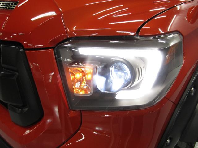 クルーマックス 4WD TRDPRO ラフカントリー6インチUP ハードシェル TRD専用マフラー TRD専用シート グッドリッチMTタイヤ KMC20インチアルミ LEDヘッドライト LEDテールライト サイドステップ 走行証明有(52枚目)