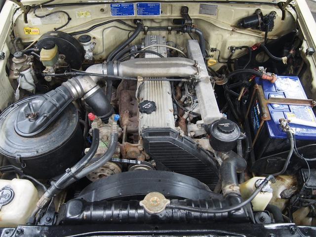 トヨタ ランドクルーザー70 トゥループキャリア ディーゼルターボ NOXPM適合