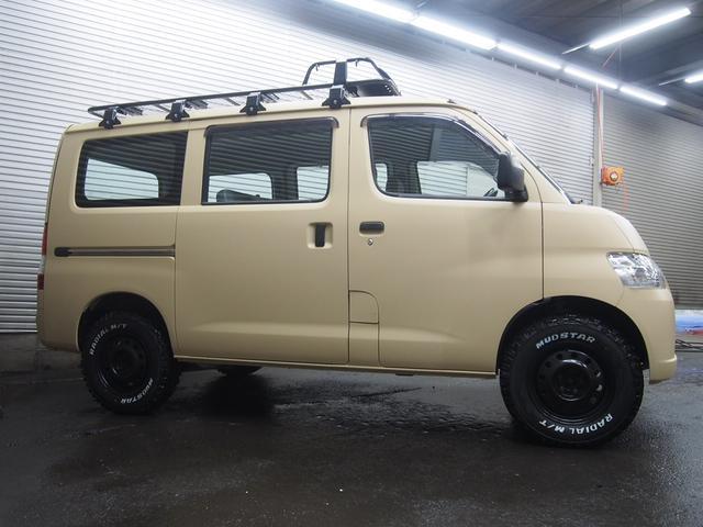 GL 4WD リフトUP マッドタイヤ(9枚目)