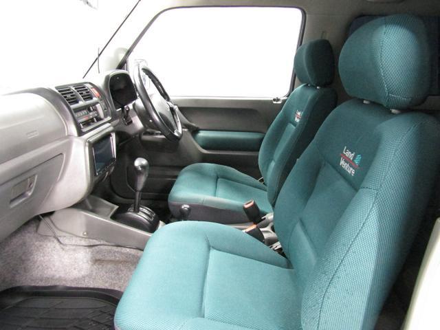 ランドベンチャー 4WD オートマ リフトアップ DVDコンポ キーレス(18枚目)