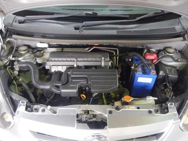 ダイハツ ミライース Xf 4WD キーレス エコアイドル 夏冬タイヤ付き