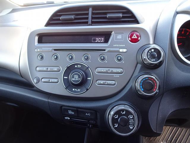 ホンダ フィット 4WD 走行距離無制限1年保証付 CD キーレス ABS