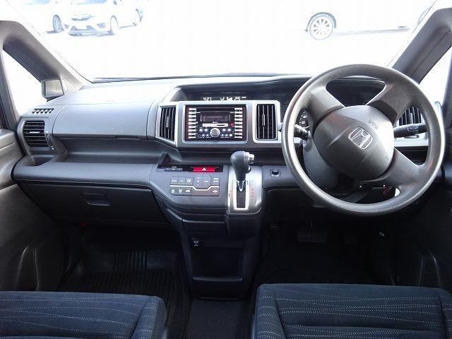 ホンダ ステップワゴン G 走行距離無制限1年保証付 8人乗 HID キーレス