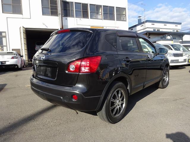 「日産」「デュアリス」「SUV・クロカン」「北海道」の中古車3