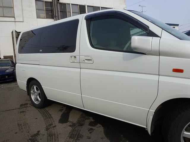 「日産」「エルグランド」「ミニバン・ワンボックス」「北海道」の中古車8