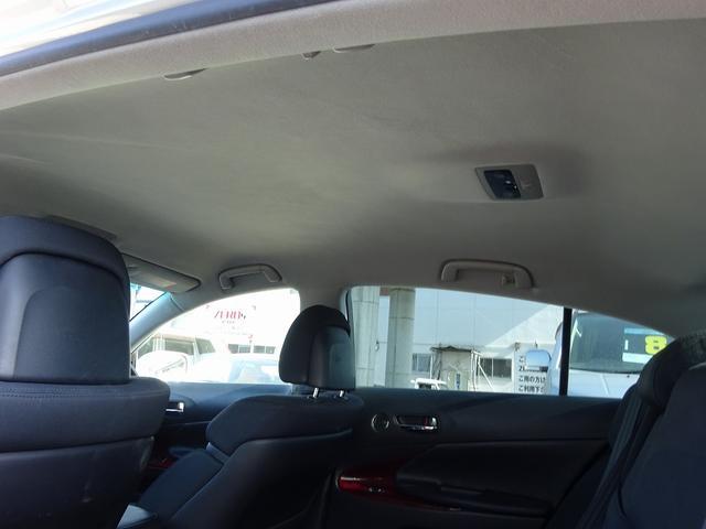 「レクサス」「GS」「セダン」「北海道」の中古車25