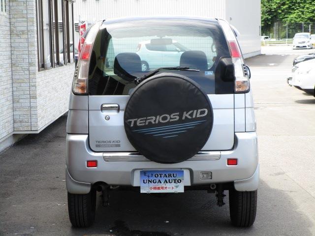 L 4WD 車検R5年7月27日迄 走行距離4万キロ台 キーレス エンスタ CD 修復歴無(3枚目)