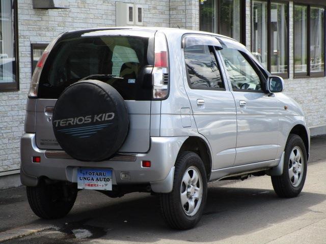 L 4WD 車検R5年7月27日迄 走行距離4万キロ台 キーレス エンスタ CD 修復歴無(7枚目)