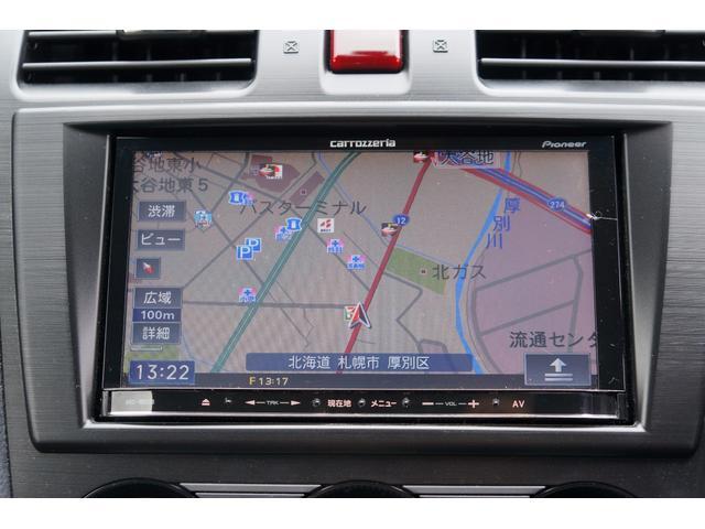 スバル インプレッサG4 2.0i-Sアイサイト SDナビTV Bカメラ 4WD